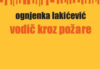 """Kratak i subjektivan prikaz sa promocije zbirke pesama Ognjenke Lakićević """"Vodič kroz požare"""""""