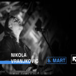 MUZIKA O ŽIVOTU STIŽE U NIŠ: Nikola Vranjković u klubu Feedback 6. marta