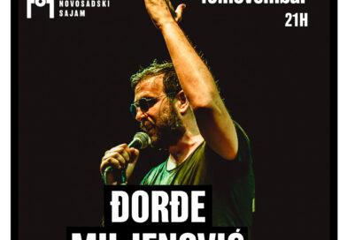 ĐORĐE MILJENOVIĆ / HALA 6 / 19.11.2021